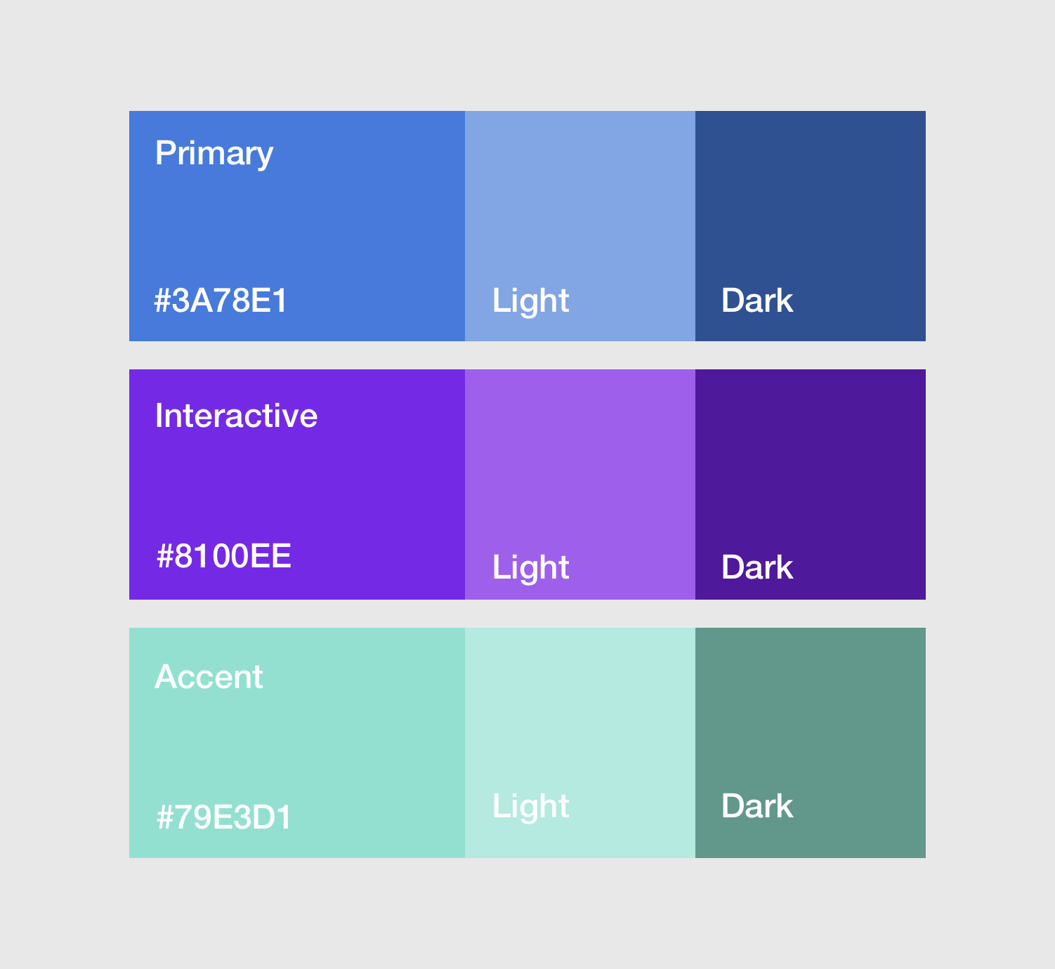 guide to color types on the super theme website designer
